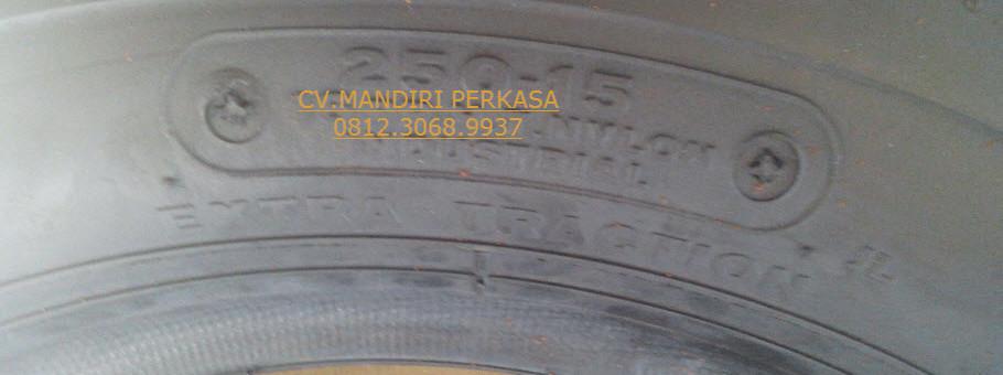 Ban Forklift Bridgestone 2.50-15