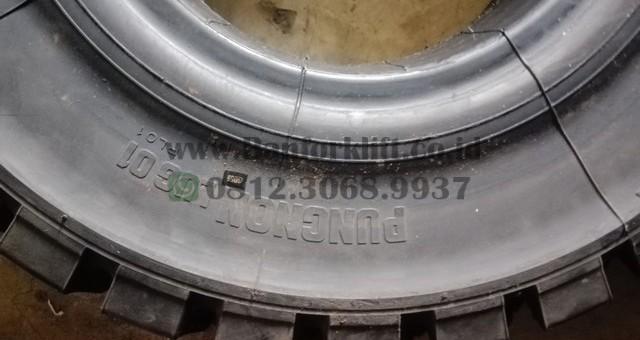 Ban Solid Forklift ukuran 700-12 BRIDGSTONE