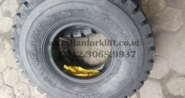 Ban Forklift Deli Tire, Swallow